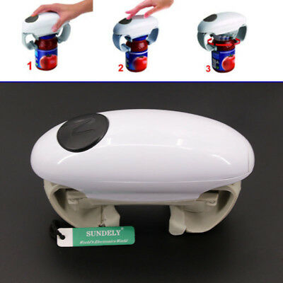 Brand new One Jar Opener Automatic Electric Handsfree Jar Openers FREE P&P UK