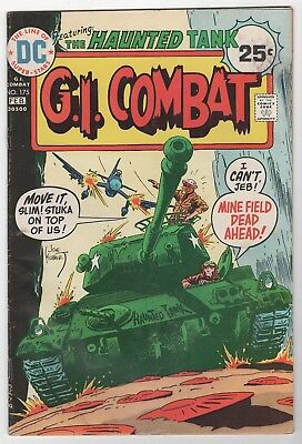 G.I. Combat #175 In Very Good 4.0 Condition (Feb. 1975, DC)