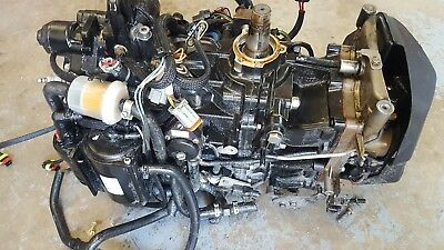 40hp 50hp 60hp evinrude johnson etec outboard motor power head