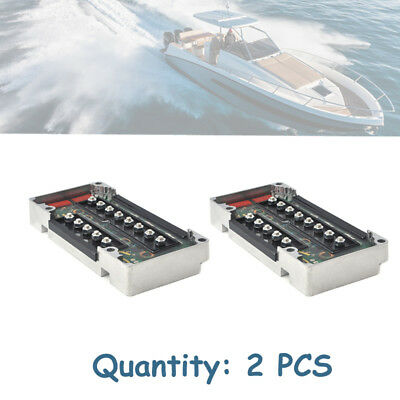 2 PCS CDI Switch Box For Outboard Mercury 40-125 HP 332-5772A3 18-5881 114-5772