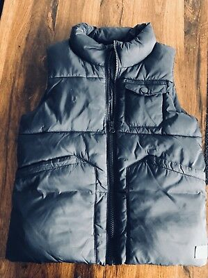 Country Road Navy Boys Vest Size 6-7