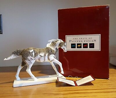 Trail of Painted Ponies ~ TWILIGHT HUNTERS ~ Wolves ~ Retired ~ 1E/2141