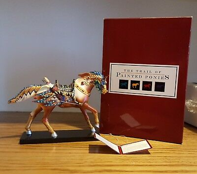 Trail of Painted Ponies ~ DYNASTY PONY ~ Retired ~ 1E/5549
