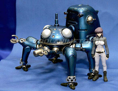 Ghost in the Shell Tachikoma 1/24 model kit Wave Cyborg Motoko US Seller