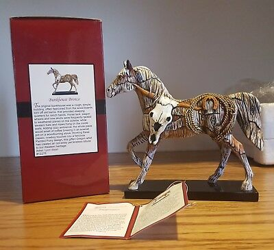 Trail of Painted Ponies ~ BUNKHOUSE BRONCO ~ Retired ~ 1E/6719