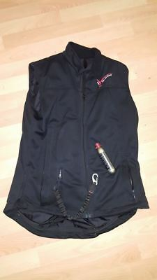 Point 2 Air Jacket, Soft Shell Gilet, Large