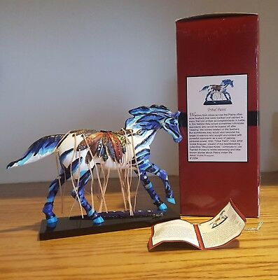 Trail of Painted Ponies ~ TRIBAL PONY ~ Retired ~ 1E/6913
