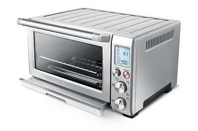 PAY:$252!* NEW Breville BOV845BSS Smart Oven Pro BOV845 Benchtop Portable Oven