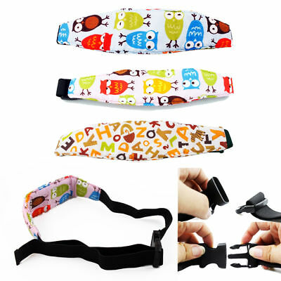 NEW Child Kids Safety Car Seat Sleep Aid Head Support Belt Eliminates Pressure