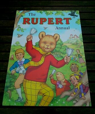 Rupert Bear Daily Express Annual 2003, Unclipped , Excellent Condition