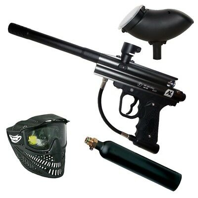 New Legion Riot Paintball CO2 Set