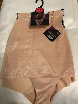 BNWH M&S Ultimate Shaping Magicwear Waist Cincher Control Pants size 18