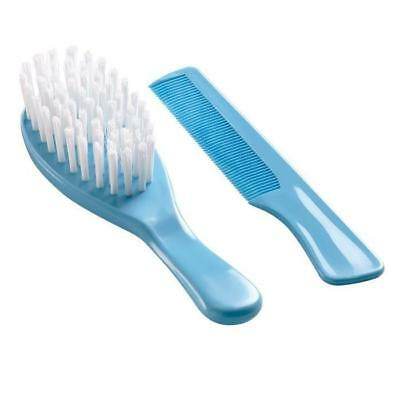 THERMOBABY Lot Brosse et Peigne Turquoise