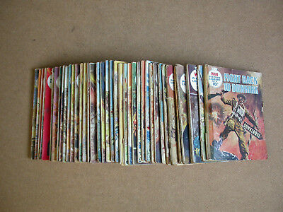 First 40 WAR PICTURE LIBRARY Comics (Nos. 1-40) (1958-60)