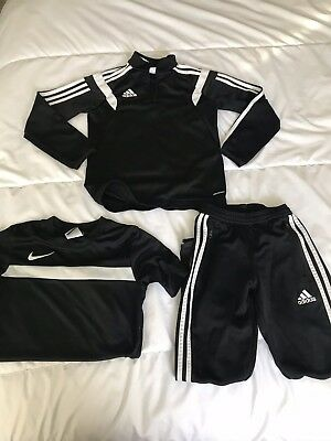 Adidas Tracksuit Age 7/8 and Nike dry fit t shirt