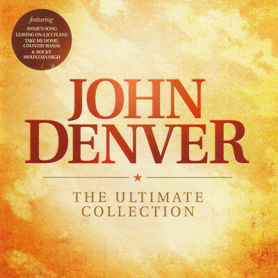 John Denver ( New Sealed Cd ) The Ultimate Collection Greatest Hits Very Best Of