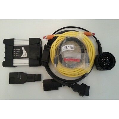 BMW ICOM A+B+C mit software ISTA/D,ISTA/P.ISPI NEXT,E-Sys, Alle BMW Inkl.  HDD