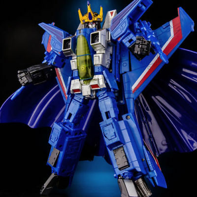 KBB Transformers Toys Masterpiece MP-11T MP11T Thundercracker Vampiro robot