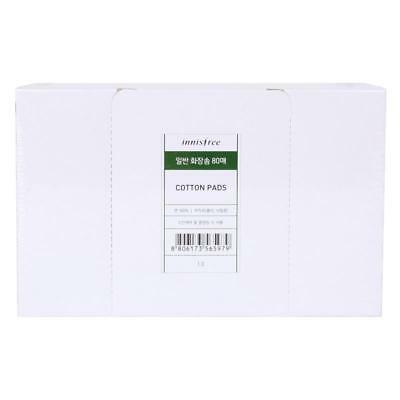 Innisfree 5 Layer Cleansing Cotton Pads - 1pack (80pcs)