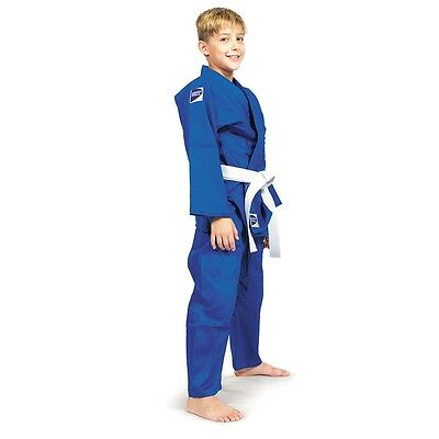 Green Hill Judoanzug JUNIOR blau