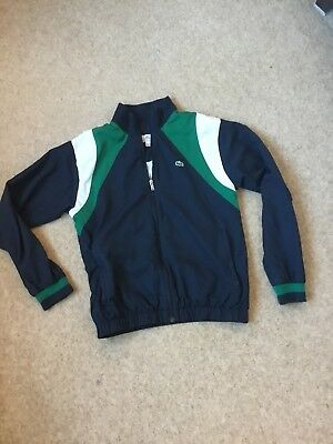 Lacoste Boys Tracksuit Top Age 14