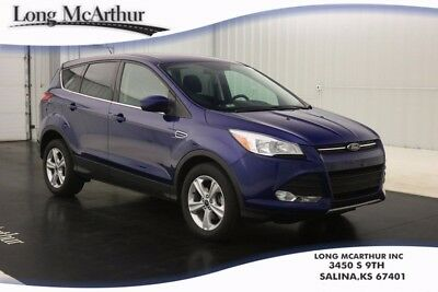 2015 Ford Escape SE ECOBOOST FORD CERTIFIED PREOWNED WARRANTY MSRP $26130 ONE OWNER! CLEAN AUTOCHECK! SYNC COMMUNICATIONS AND ENTERTAINMENT SYSTEM