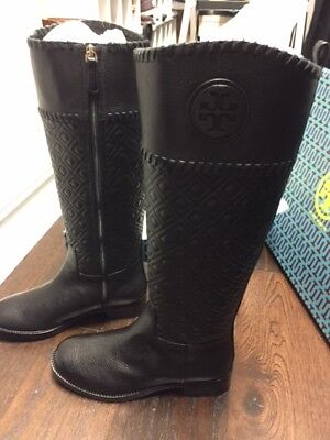 Tori Burch boots, Marion Riding Boot, Size 9, Black, BRAND NEW, NEVER WORN!!