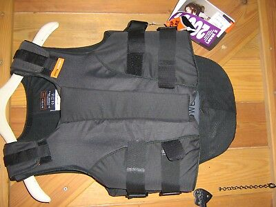 Ladies 'OUTLYNE' Air O Wear Horse Riding Body Protector Size L4 regular -NEW