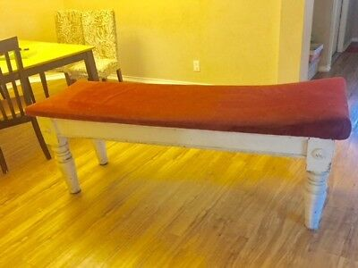 antique chiropractic osteopathic bed/table