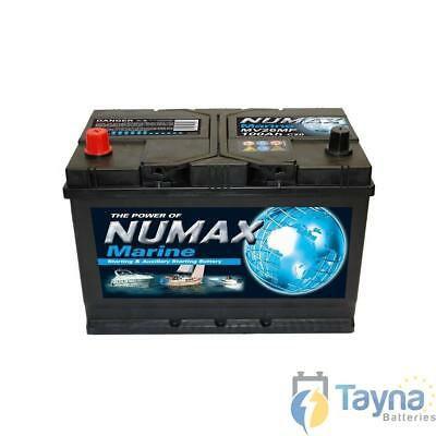 Numax MV26MF Marine battery 100Ah