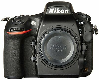 Nikon D810 FX-format Digital SLR Camera Body, Very low shutter count only 29685