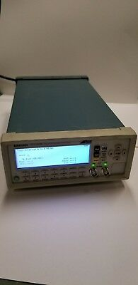 Tektronix FCA 3100 FCA3100 Timer Counter Analyzer