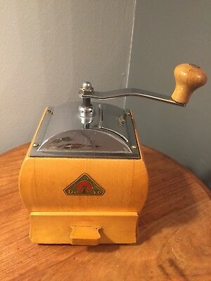 Vintage De VE Coffee Grinder