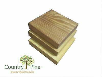Wooden Coasters - Sets of Colourful Handmade Solid Redwood Drink Mats