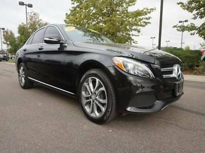 2015 Mercedes-Benz C-Class  2015 Mercedes C300 4Matic All Wheel Drive