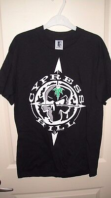 CYPRESS HILL Vintage T Shirt 90's BAND NEW DEADSTOCK L