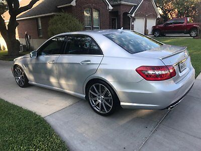 2012 Mercedes-Benz E-Class E63 AMG 2012 Mercedes Benz E63 AMG LOW MILES!!!