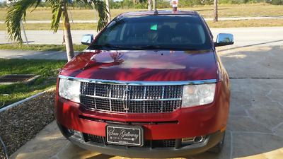 2008 Lincoln MKX  2008 Lincoln MKX