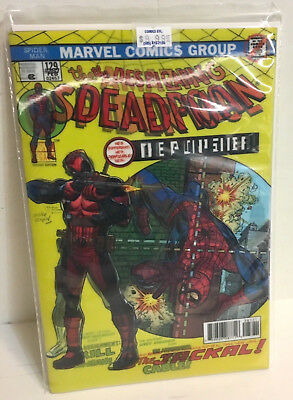 The Despicable Deadpool #287 Lenticular variant (NM) VERY COOL!!!!