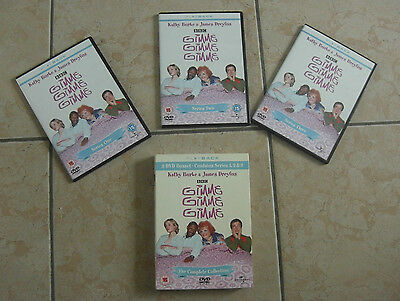 Gimme Gimme Gimme The Complete Collection 3 DVD Box Set Series 1,2 & 3 Comedy