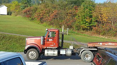 2008 5900 International Road Tractor