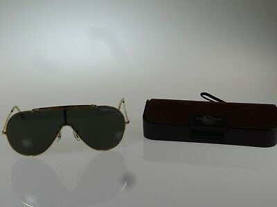 Vintage Bausch & Lomb Ray Ban Wings Sunglasses (1007251-1)