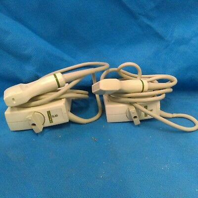 Lot of 2 SIEMENS 5L40 ULTRASOUND PROBE TRANSDUCER