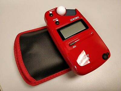 Sekonic Light Meter L-308s Limited Edition - Red Color