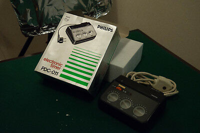 Philips PDC-011 Electronic Darkroom Timer
