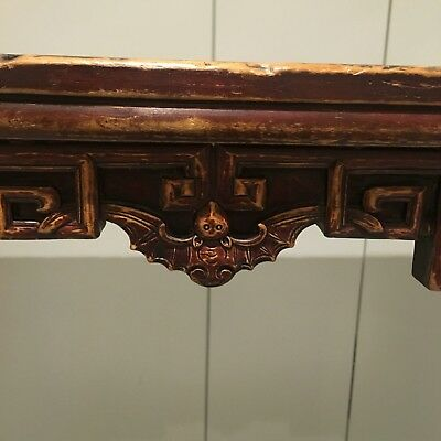 Asian Antique Table / Sideboard / Desk