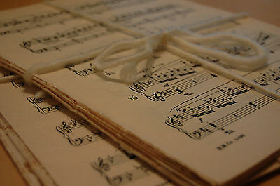 vintage sheet music large collection