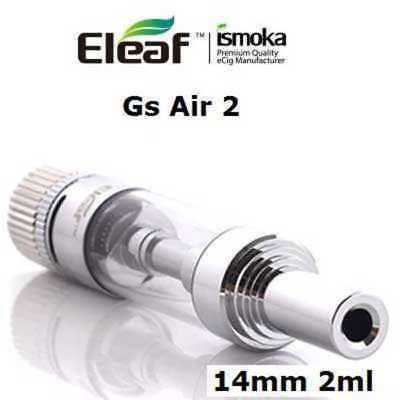 Atomizzatore Eleaf GS Air 2 - 14mm 2ML