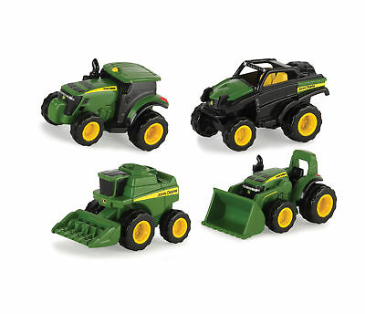 John Deere Toy Mighty Mover Vehicle (37793A) (Pn:  37793A)