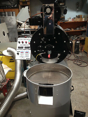 coffee roaster 2.5 KG Shop type